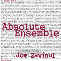 ABSOLUTE ENSEMBLE: Absolute Zawinul