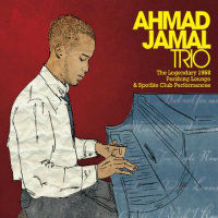 JAMAL, Ahmad: The Legendary 1958 Pershing Lounge & Spotlite Club Performances (3CD)