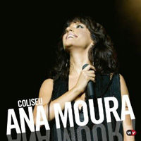 MOURA, Ana: Coliseu (CD+DVD)
