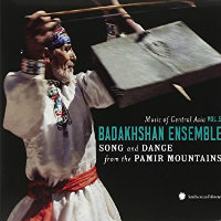 BADAKHSHAN ENSEMBLE: Song And Dance From The Pamir Mountains (CD+DVD)