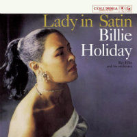 HOLIDAY, Billie: Lady In Satin