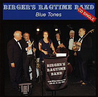 BIRGER'S RAGTIME BAND: Blue Tones (CD-S)
