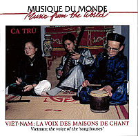 DUC, Pho Kim: Vietnam - Voice of the Song Houses (CD)