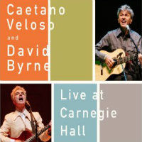 VELOSO, Caetano And David Byrne: Live At Carnegie Hall (2CD)