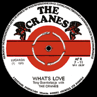 "THE CRANES: What's Love / Joy (7"")"