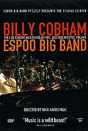 COBHAM, Billy & Espoo Big Band | DVD