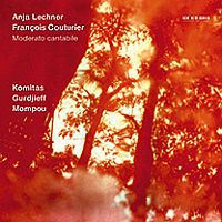 LECHNER, Anja / François Couturier: Moderato cantabile