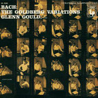 GOULD, Glenn: Bach – The Goldberg Variations