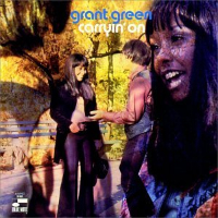 GREEN, Grant: Carryin' On (LP)
