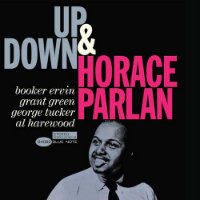 PARLAN, Horace: Up & Down (LP)