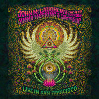 McLAUGHLIN, John & The 4th Dimension: Live In San Francisco