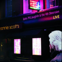 MCLAUGHLIN, John & The 4th Dimension: Live At Ronnie Scott's