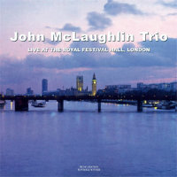 MCLAUGHLIN, John Trio: Live At The Royal Festival Hall, London (LP)