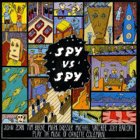 ZORN, John: Spy Vs. Spy – Music Of Ornette Coleman (LP)