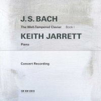 JARRETT, Keith: J.S. Bach – The Well-Tempered Clavier, Book I (2CD)