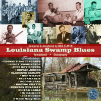V/A: Louisiana Swamp Blues (4CD)