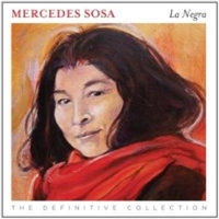 SOSA, Mercedes: La Negra - The Definitive Collection (2CD)