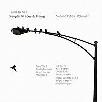 MIKE REED'S PEOPLE, PLACES & THINGS: Second Cities: Volume 1