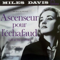 DAVIS, Miles: Ascenseur pour l'échafaud (Lift To The Scaffold)