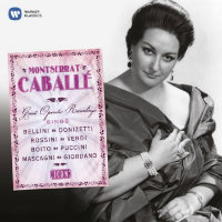 CABALLÉ, Montserrat: Great Operatic Recordings (4CD)