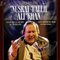 KHAN, Nusrat Fateh Ali: In Concert (3CD)