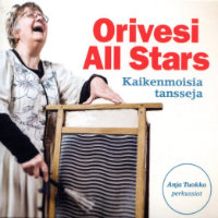 ORIVESI ALL STARS: Kaikenmoisia tansseja (2CD)