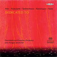 OSTROBOTHNIAN CHAMBER ORCHESTRA: Dedicated To