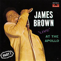 BROWN, James: Live at the Apollo Part 1