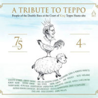 V/A: A Tribute To Teppo – People of the Double Bass at the Court of the King Teppo Hauta-aho (4CD)