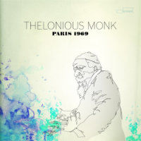 MONK, Thelonious: Paris 1969