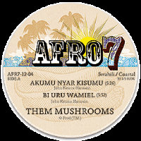 "THEM MUSHROOMS: Them Mushrooms (12"" EP)"