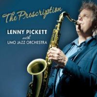 PICKETT, Lenny & UMO Jazz Orchestra: The Prescription