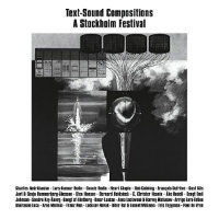 V/A: Text-Sound Compositions: A Stockholm Festival (5CD)