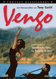 VENGO (Movie) DVD