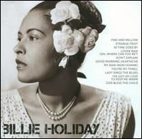 HOLIDAY, Billie: Icon