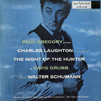 SCHUMANN, Walter: The Night Of The Hunter OST