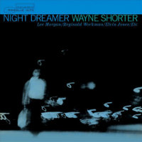 SHORTER, Wayne: Night Dreamer (LP)